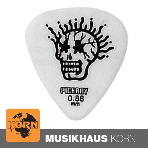 Pick Boy Plektrum Medusa Skull 0,75