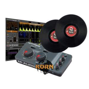 M-Audio Torq Conectiv Version 1.5 Vinyl + CD