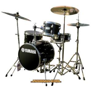 Yamaha Manu Katché Junior Set Black
