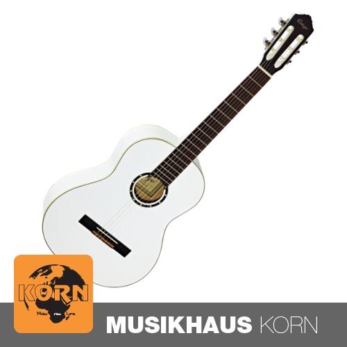 Ortega Konzertgitarre R121 White