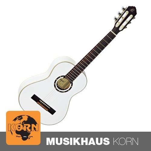 Ortega R121-1/2 White Konzertgitarre