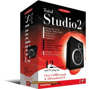 IK Multimedia Total Studio 2 Bundle