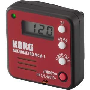 Korg Micro Metronom Rot