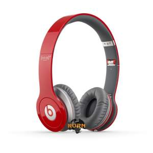 Beats by Dr. Dre Beats SOLO HD red