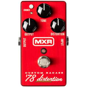 MXR M 78 Custom Badass Distortion