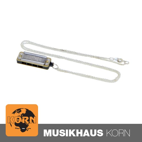 Walther Mundharmonika Miniatur Modell C-Dur