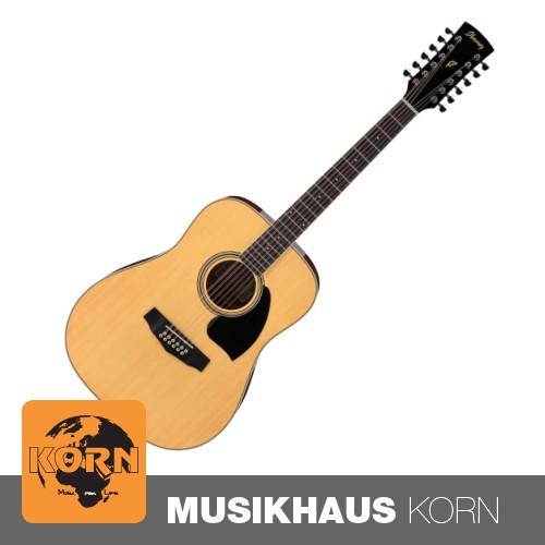 Ibanez PF1512-NT 12-Saitige Westerngitarre