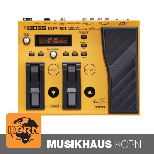 Boss GP-10GK Gitarren-Prozessor