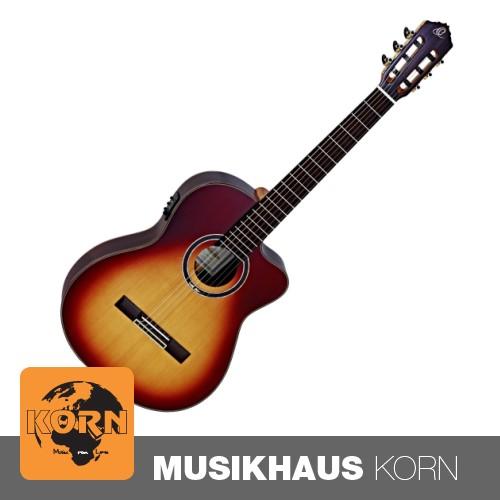 Ortega Konzertgitarre RCE158SN-HSB