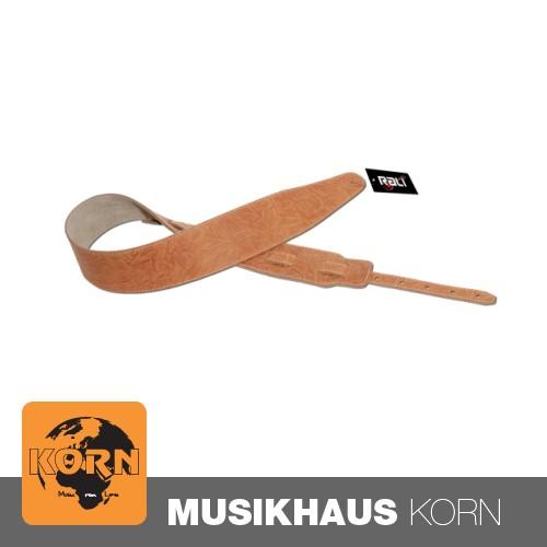Rali Gitarrengurt Classic 06 14 Leder Orange