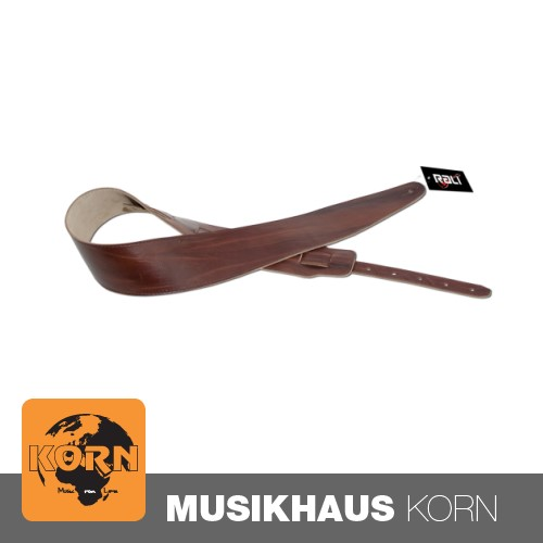 Rali Gitarrengurt Classic 06 21 Leder Braun