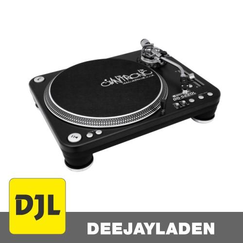 OMNITRONIC DD-5220L Plattenspieler