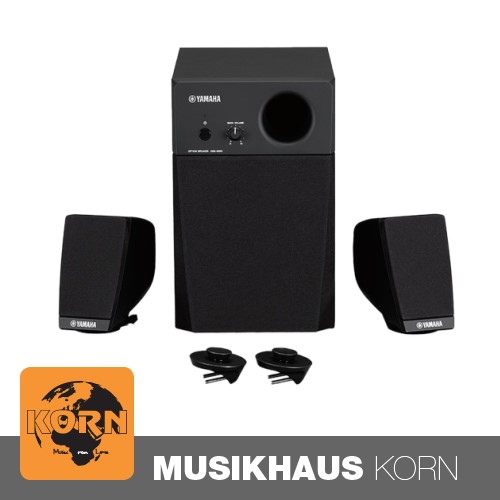 Yamaha Genos Lautsprechersystem