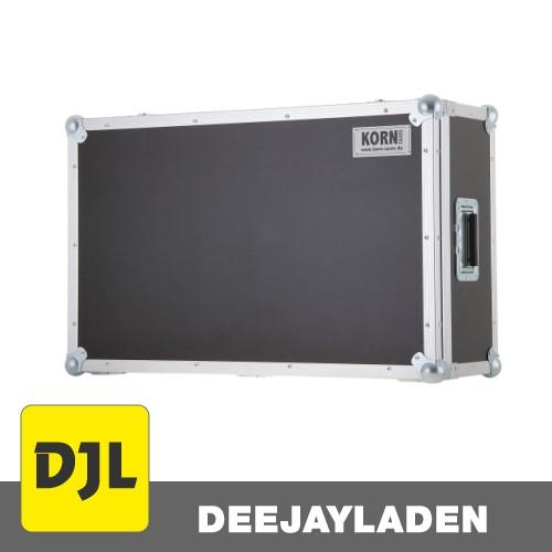 KORN Case für 10 x SlimPar 644/766 mit Kabelfach Casebau
