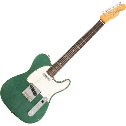 Fender Custom Shop 1963 Journeyman Relic Telecaster E-Gitarre | Neu ...