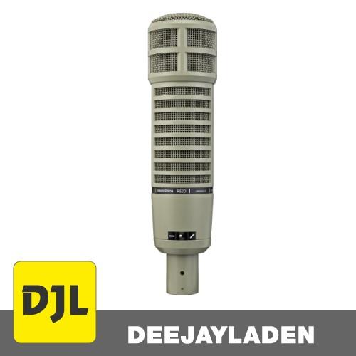 Electro-Voice EV Electro Voice RE 20