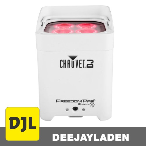 Chauvet DJ Freedom Par Quad-4 IP WH