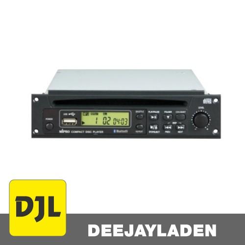 Mipro CDM-2B CD Player Modul mit USB Player+Bluetooth