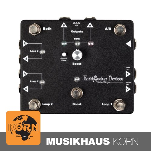 EarthQuaker Devices Swiss Things