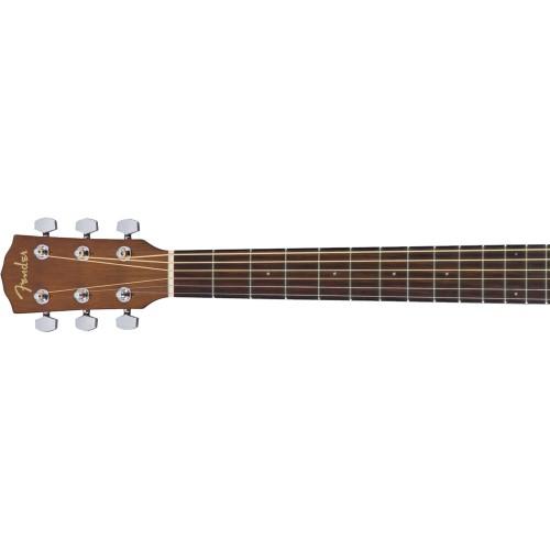 Fender CD-60SCE LH NAT - Guitarra acústica zurda electrificada