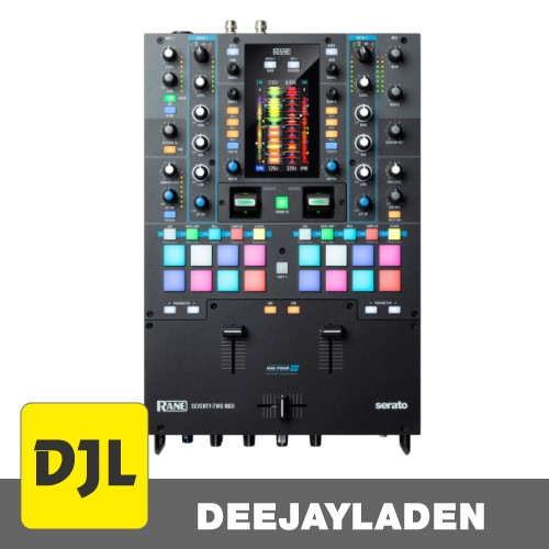Rane DJ Seventy-Two MKII Battle Mixer