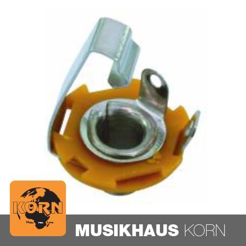 KORN Klinken-Einbaubuchse mono 6,3mm