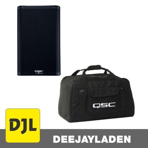 QSC K 8.2 + Schutzhülle Bag Set