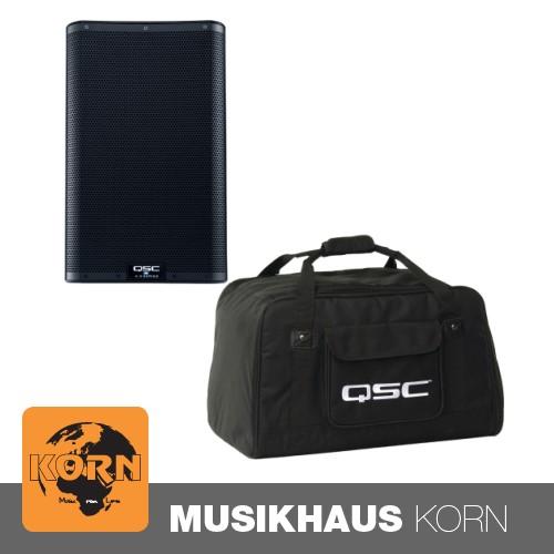 QSC K 10.2 + Schutzhülle Bag Set