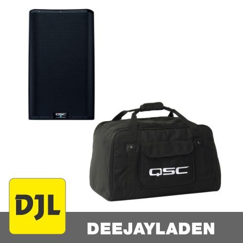 QSC K 12.2 + Schutzhülle Bag Set