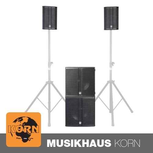 HK-Audio HK Audio Lucas 2K15 + HK Audio Linear Sub 1500 A