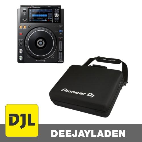 Pioneer XDJ-1000 MK2 Multiplayer + DJC-1000 Bag