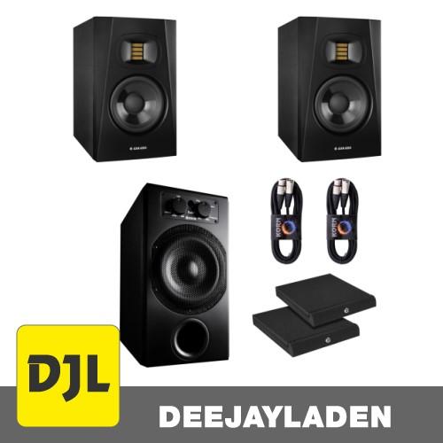 ADAM Audio T5V + Sub7 Set
