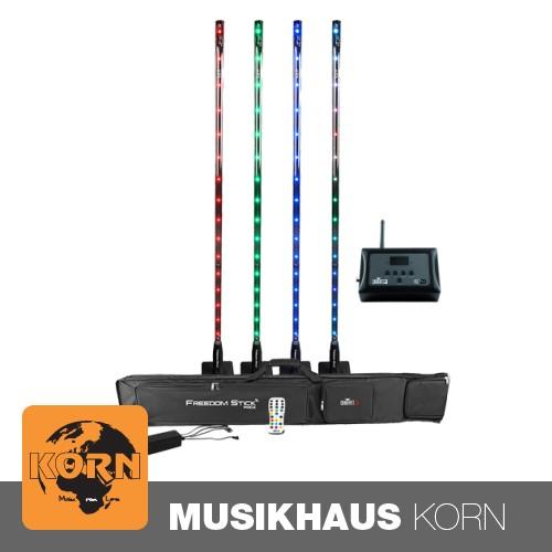 Chauvet DJ Freedom Stick Pack + D-Fi Hub Wireless DMX
