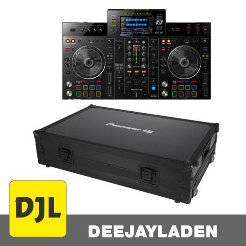 Pioneer XDJ-RX2 DJ Controller + FLT-XDJRX2 Flightcase