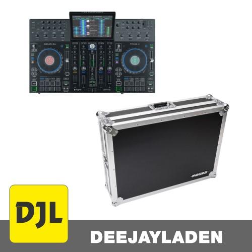 Denon DJ PRIME 4 DJ System + Magma Controller Case SET