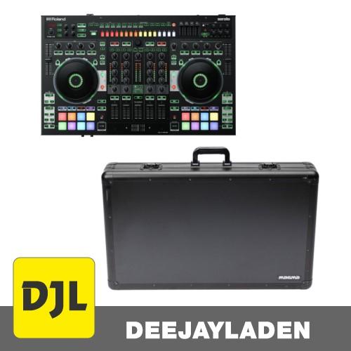 Roland DJ-808 DJ Controller + Magma Case SET