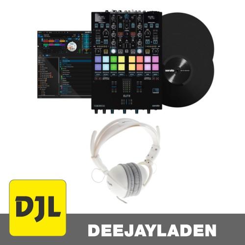 Reloop Elite Mixer + KH Set