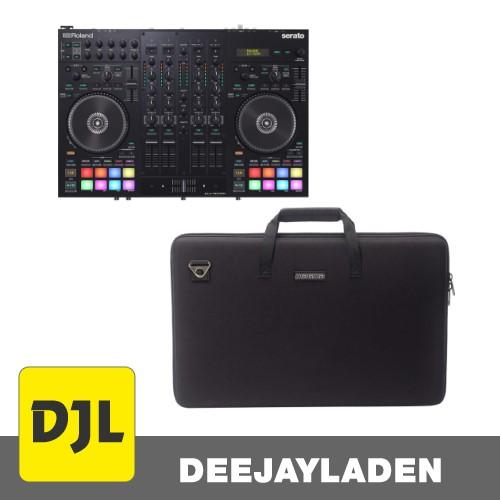 Roland DJ-707M DJ Controller + CTRL Case SET