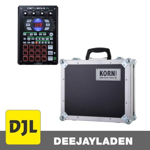 Roland SP-404A Sampler + Case
