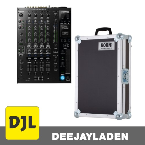 Denon DJ X1850 PRIME Mixer + Hardcase SET
