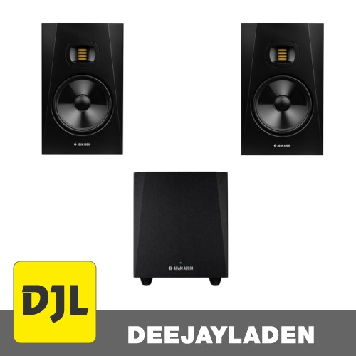 ADAM Audio T8V + T10S Subwoofer