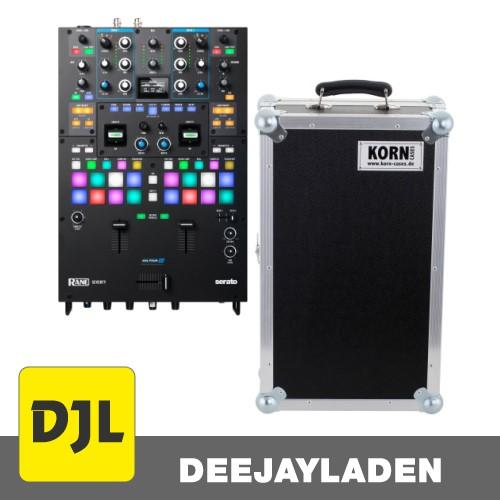 Rane DJ Seventy Battle Mixer + Hardcase