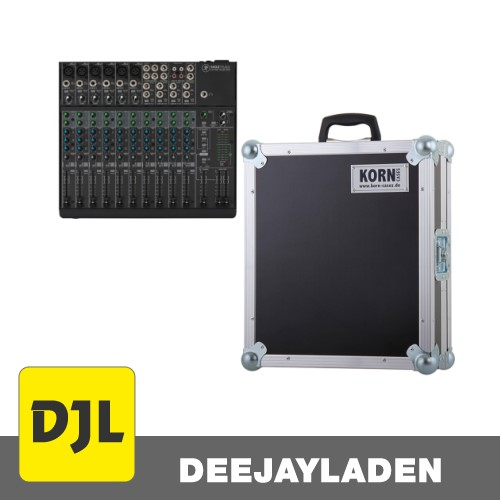 Mackie 1402 VLZ 4 Mixer + Hardcase