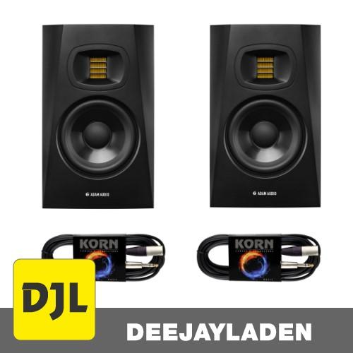ADAM Audio T5V Plug & Play XLR/Klinke Kabel Set