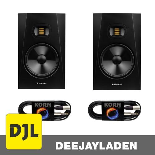 ADAM Audio T8V Plug & Play XLR/Klinke Kabel Set