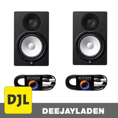 Yamaha HS8 Plug & Play XLR/Klinke Kabel Set