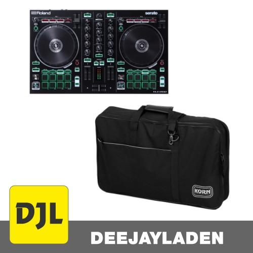 Roland DJ-202 DJ Controller + Bag
