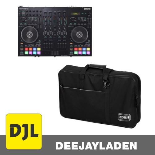 Roland DJ-707M DJ Controller + Bag
