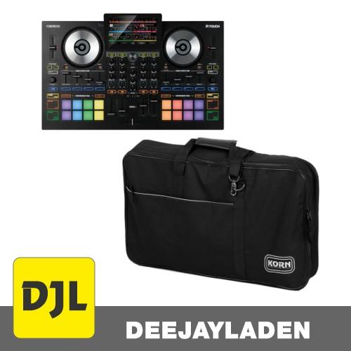 Reloop Touch DJ Controller + Bag