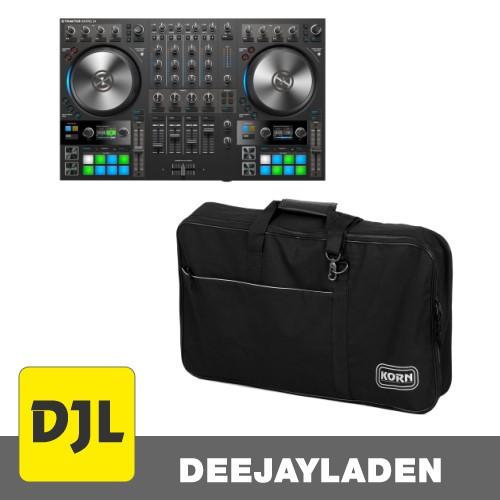 Native Instruments TRAKTOR KONTROL S4 MK3 DJ Controller + Bag